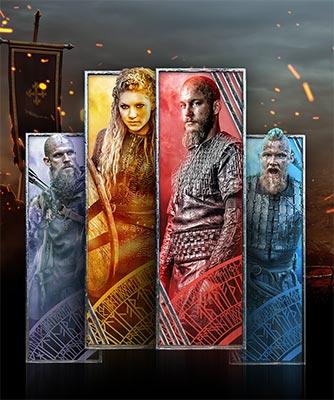 Vikings Characters
