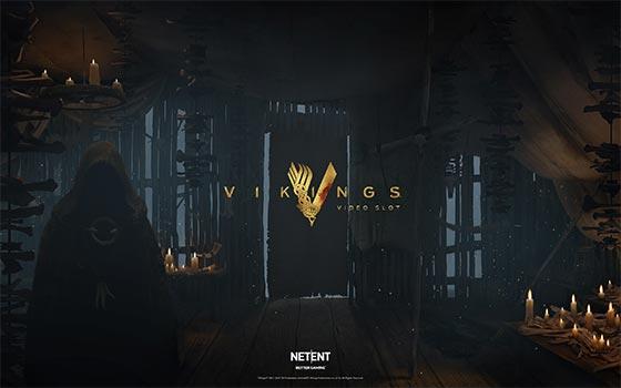 Vikings Video Slot Overview Logo
