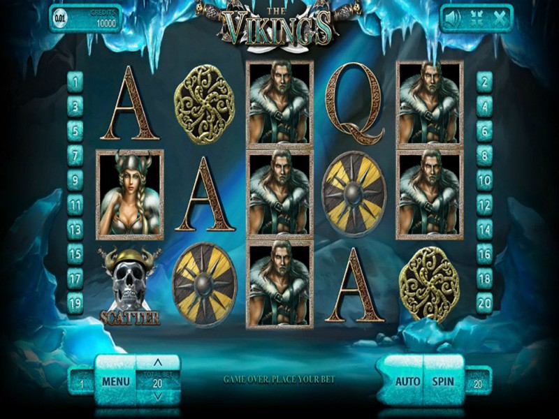 Play Vikings Go Wild Slot Machine Free with No Download