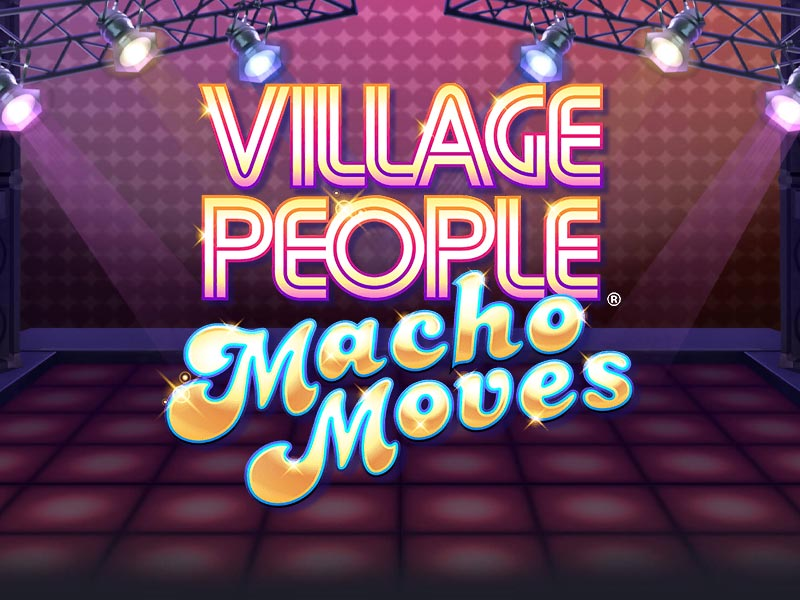 Village People Macho Moves Slot Featured Image