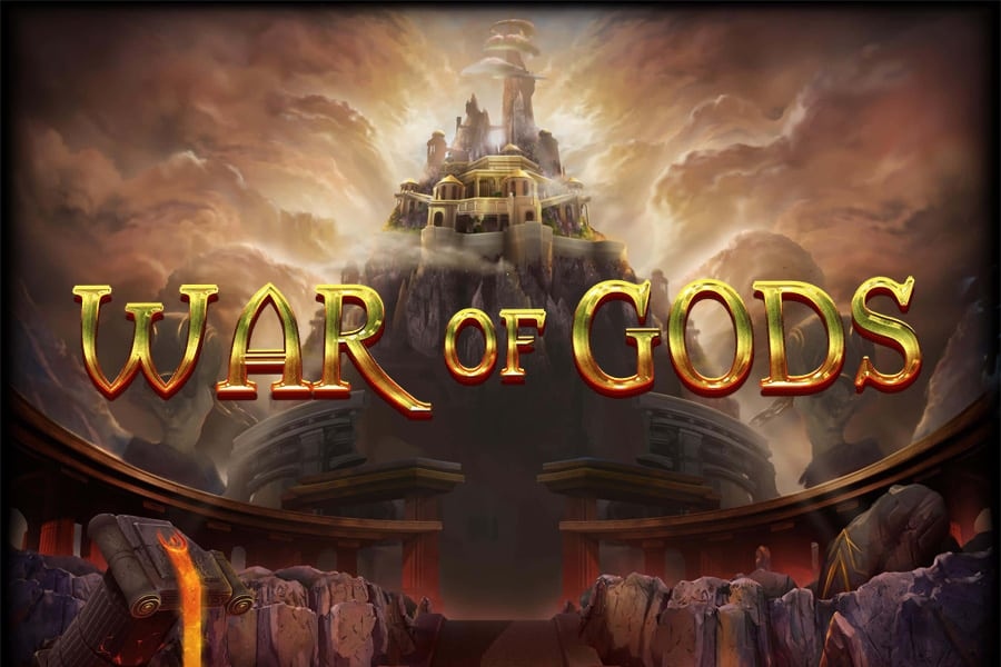 War Of Gods Slot Featured Image