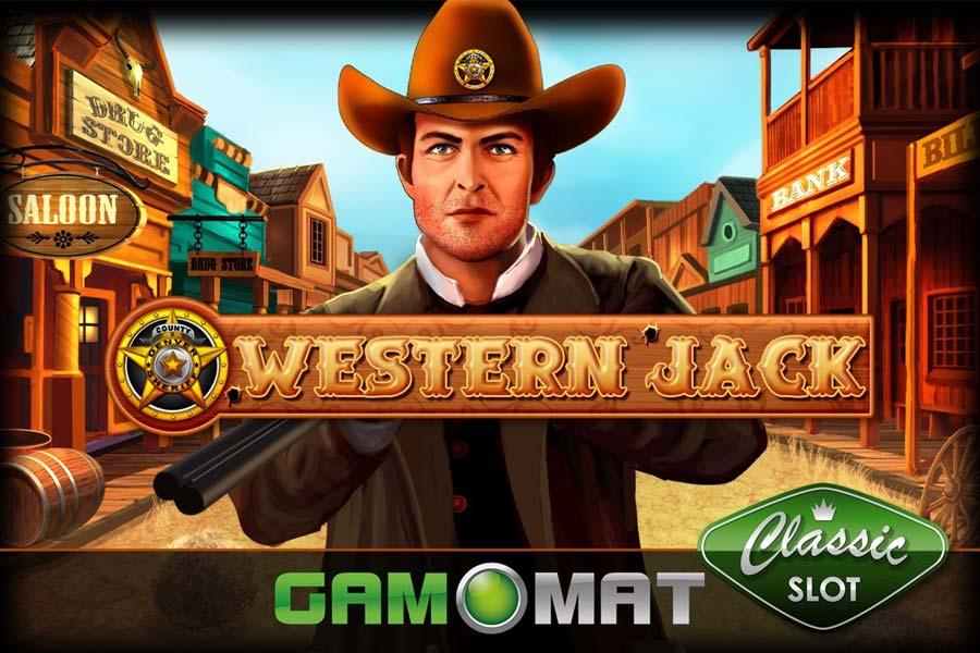 Western Jack Slot Featured Image