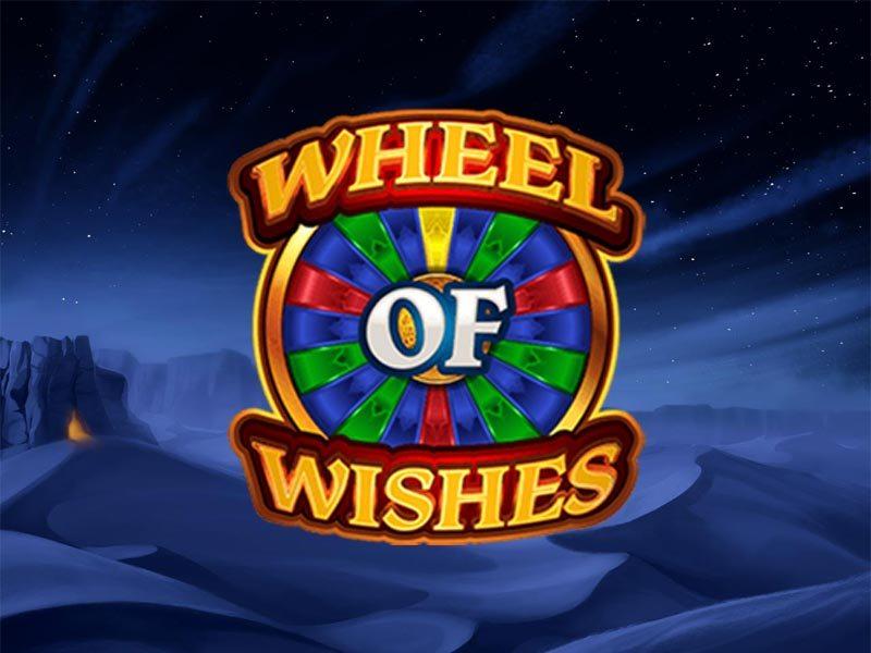 Wheel of Wishes Microgaming Slot Logo