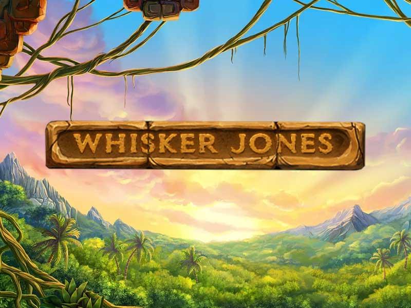 Whisker Jones Slot Machine