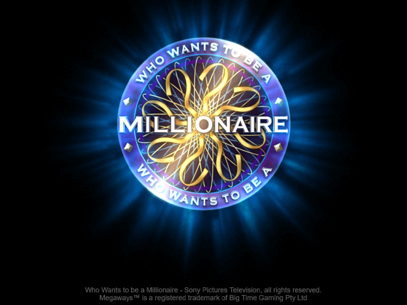 Who Wants to Be a Millionaire? Megaways Free Slot