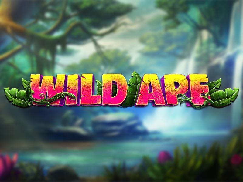 Wild Ape Free Slot Logo