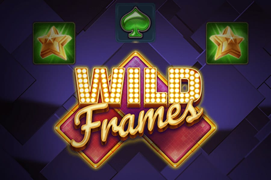 Wild Frames Slot Featured Image