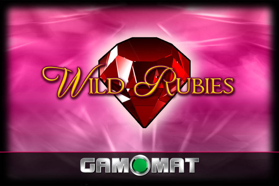 Wild Rubies Slot Featured Image