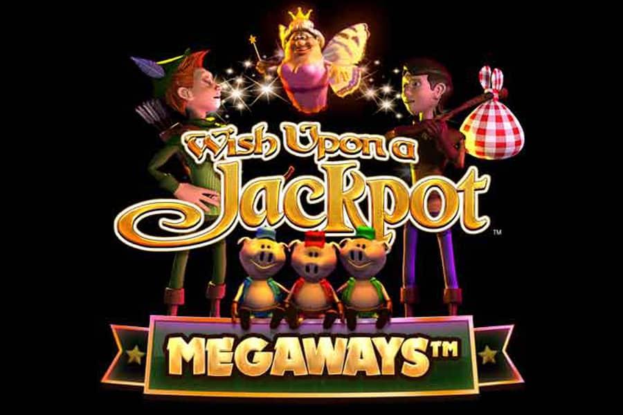 Wish Upon a Jackpot Megaways Slot Featured Image