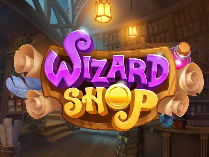 Wizard Shop Free Slot