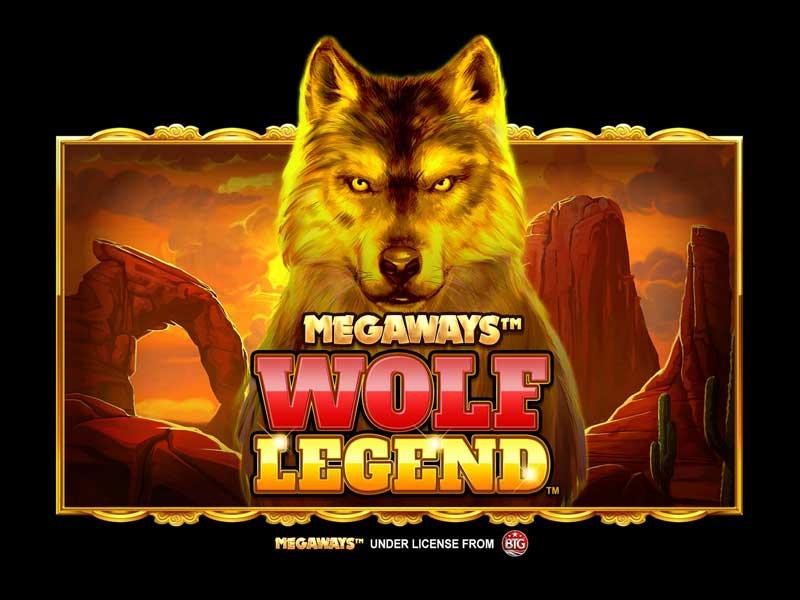 Wolf Legend Megaways Free Slot