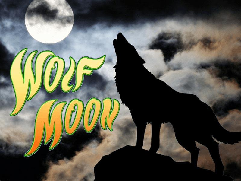 free Wolf Moon slot logo