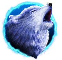 Howling Wolf Symbol