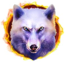 Wolf Moon Rising Slot Overview Logo