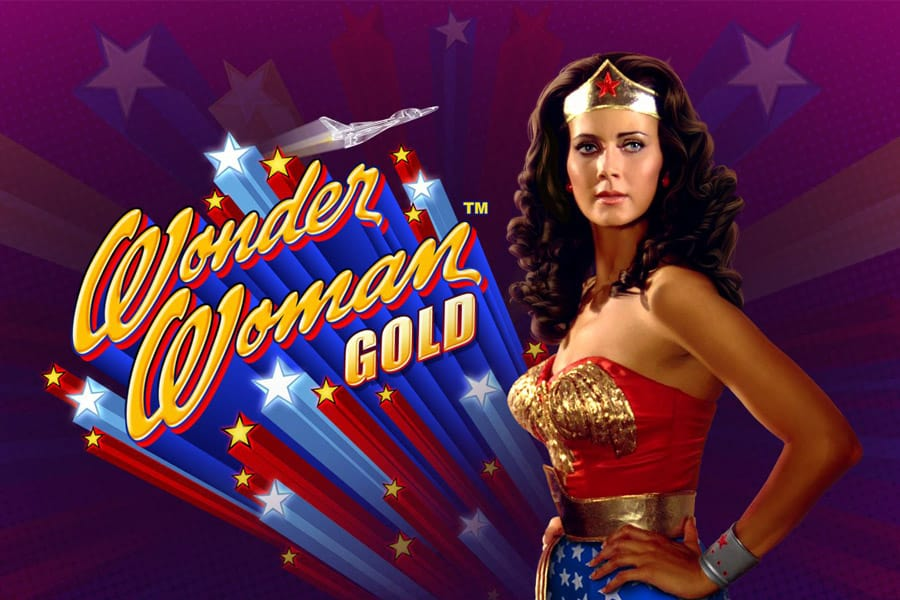 Wonder Woman Gold Slot Featured Image