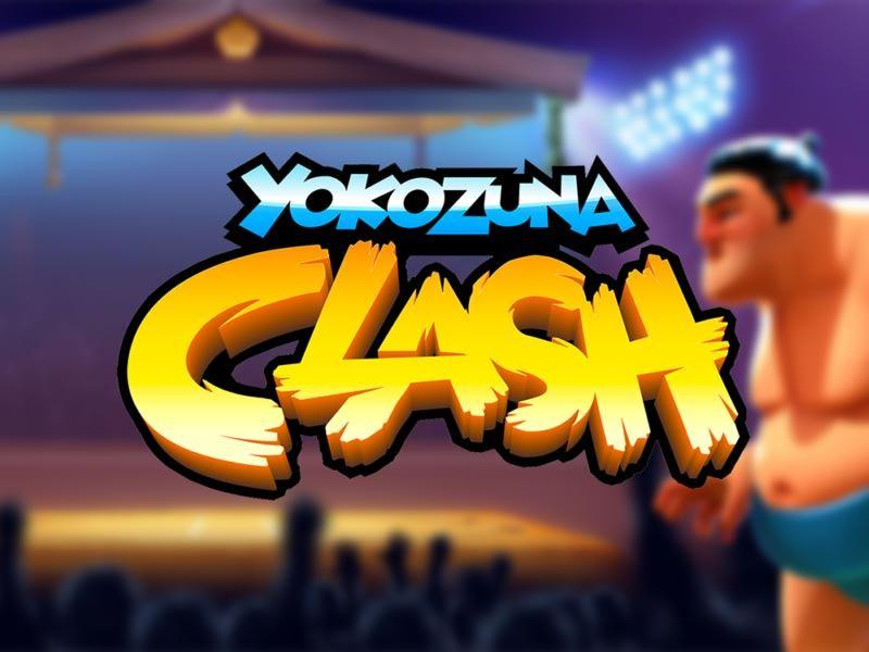 Yokozuna Clash Free Slot Logo