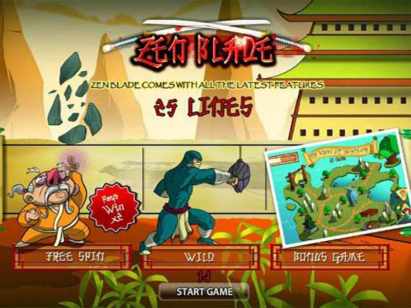 Play Zen Blade Slots for Free Here with No Download Needed